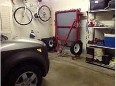 trailer to haul a car