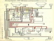 wiring diagram 1974 vw beetle wiring forums