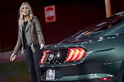 See The New Ford Mustang Bullitt A Muscular Tribute To