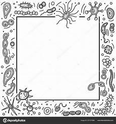 malvorlage bakterien coloring and malvorlagan