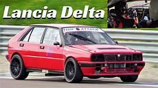 500 hp lancia delta hf integrale on board