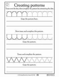 patterns for handwriting worksheets 115 kindergarten preschool reading writing worksheets creating letter shape patterns preschool