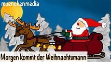 weihnachtslieder morgen kommt der weihnachtsmann