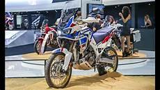 africa adventure sports 2018 honda crf1000l africa adventure sports at eicma