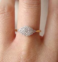 Engagement Rings On Etsy
