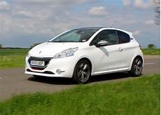 Peugeot 208 Gebraucht - used peugeot 208 gti 2012 2018 review parkers