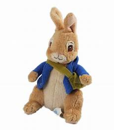 Doudou Peluche Lapin Beige Rabbit Lapin 23 Cm