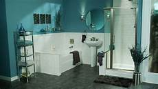 Aqua And White Bathroom Ideas by 35 Great Pictures And Ideas Of Vintage Ceramic Bathroom Tile