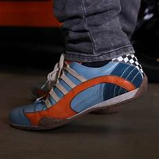 grandprix originals racing shoe gulf blue