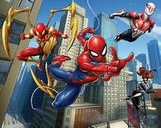 spiderman tapete spiderman tapete 305x244 cm fototapete wandbild
