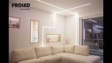 illuminazione interno nicchie illuminate strisce led dimmer a pulsante