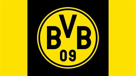 Bvb Logo Gold