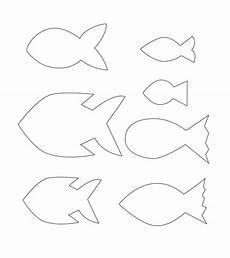 einfache malvorlagen fische mit kindern fische basteln diy angelspiel mit papier