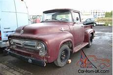 1956 ford f100 v8 project uk registered