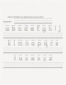 free alphabet handwriting worksheets a to z 21684 alphabet tracing worksheets a z printable loving printable