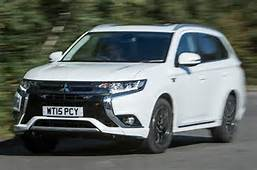Mitsubishi Outlander PHEV New Updates To The Strong