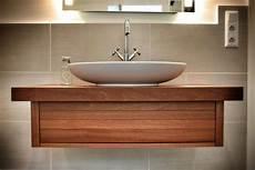 Waschbecken Aus Holz - sch 246 n waschbeckenunterschrank holz g 228 steklo