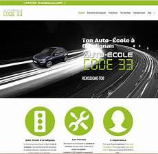 Auto Ecole Gradignan Cr 233 Ation De Site Web Auto Ecole Code 33 Gradignan A