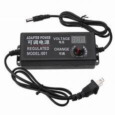 Speed Volt Adjustable Power Adapter by Ac Dc Adjustable Power Adapter Supply 3 24v 2a 48w