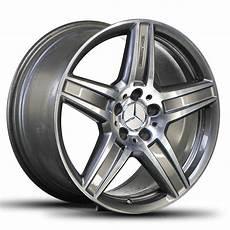 1x 18 Zoll Amg Felge Mercedes E Klasse W212 S212 Alufelge