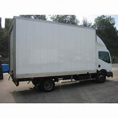 Camion Nissan Cabstar Fourgon 20m3 Sotravic