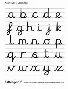 alphabet handwriting worksheets uk 21603 continuous cursive handwriting letters of the alphabet as used in many uk schools joi