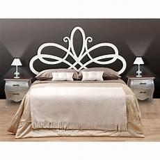 lit blanc fer forgé lit en fer forge blanc maison design wiblia