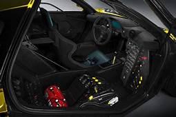 2016 McLaren P1 GTR Race Car  Interior Photo F1
