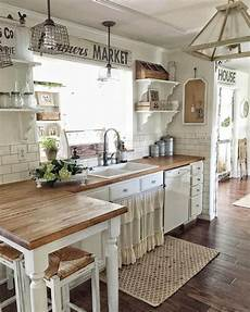 Kitchen Cupboard Interiors 35 Best Farmhouse Kitchen Cabinet Ideas And Designs For 2020