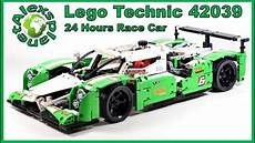 lego technic 2015 42039 24 hours race car unboxing speed