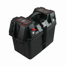 bac à batterie accessoires batteries bac a batterie gm l 390 x l 175 x h 200 mm pour cing car et caravane