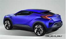 Toyota Of update1 with 30 new photos 2014 toyota c hr concept