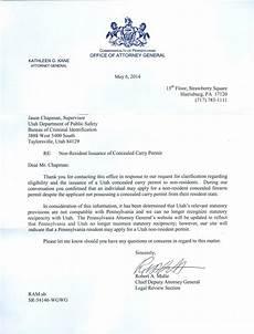 pennsylvania stops recognizing utah s ccw permit utah concealed carry