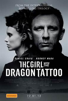 the girl with the dragon tattoo movie poster 4 of 4