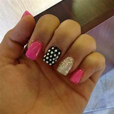 cute girly nails n a i l m e pinterest colors cute
