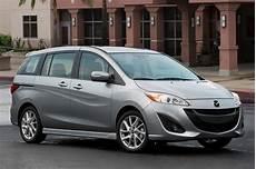 mazda minivan 2020 used 2015 mazda 5 minivan pricing for sale edmunds