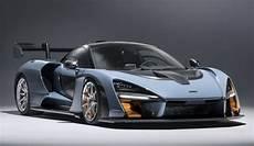 2019 new mclaren p15 senna sold car and classic