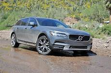 2017 Volvo V90 Cross Country Drive Review The Wagon