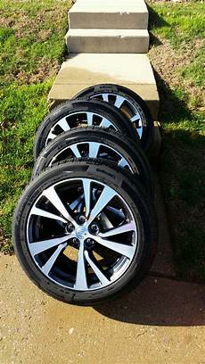 Nissan Maxima Rims For Sale md 2016 nissan maxima oem wheels tires like new