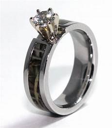 camof wedding fress white gold camo engagement ring