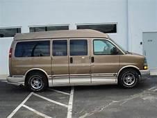 Chevrolet Express Custom Explorer Limited Wheelchair Lift