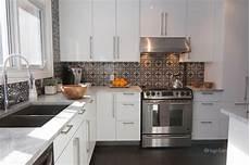 Where To Buy Kitchen Backsplash Tile Create A Decorative Kitchen Backsplash With Cement Tiles
