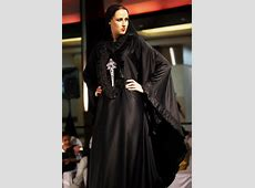 25 Latest Silk Abayas for Muslim Women   ShePlanet