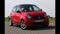 smart forfour smart forfour 2018 car review
