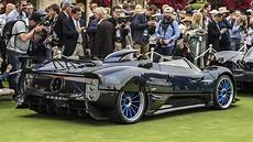 Pagani Zonda Hp Barchetta Photo Gallery Autoblog