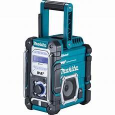 Baustellenradio Makita Dmr112 Akku 7 2 18v Inn Tools