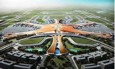 Neuer Flughafen Peking - zaha hadid has ambitious plans for beijing thedesignair