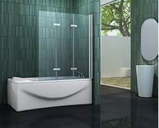 Duschfaltwand Für Badewanne - vario 130 x 140 badewannen faltwand duschwand