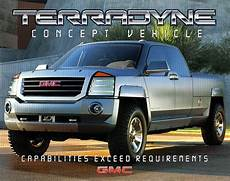 2000 gmc terradyne concept truck with images gmc cool