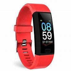 Bakeey Fitness Tracker Record Blood Pressure by Bakeey T12 1 14 Fitness Tracker Record Blood Pressure O2